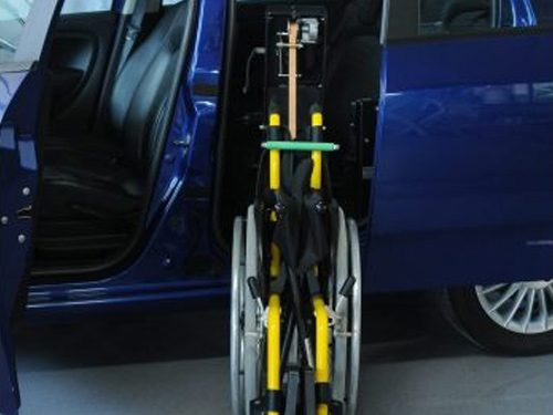 Wheelchair Hoists/Lifts