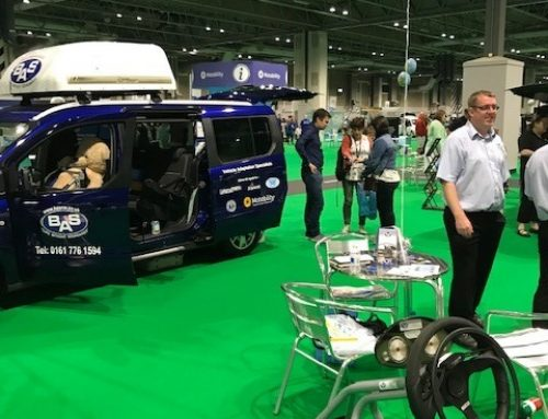 BAS at Motability's 'The Big Event'