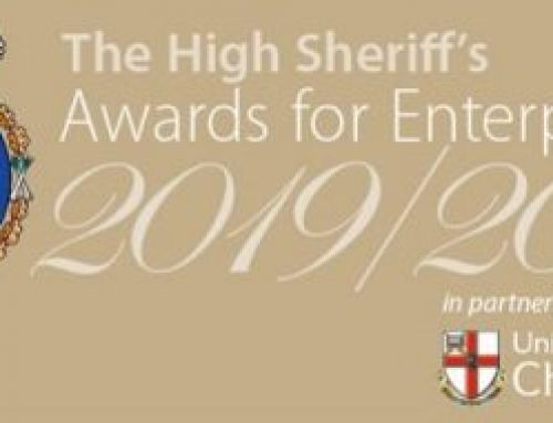 BAS Shortlisted For Two High Sheriff's Awards