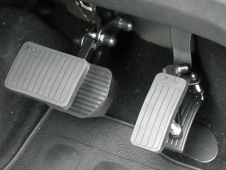Pedal Extensions