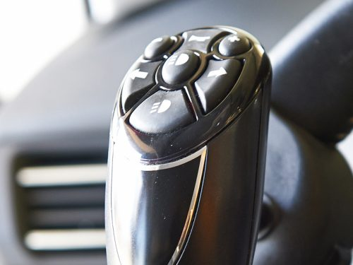 Secondary Driving Controls