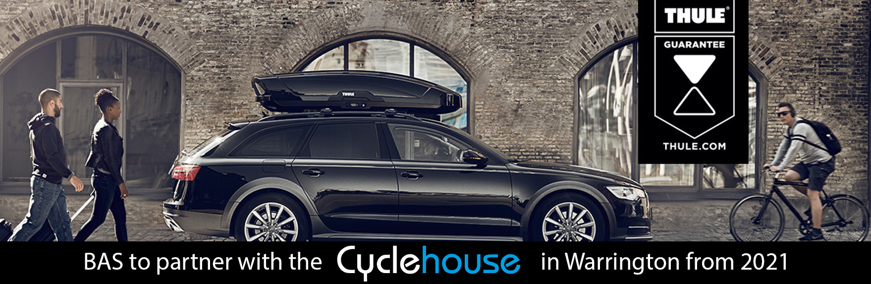Thule Cyclehouse