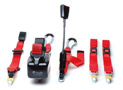 Wheelchair/Occupant Restraints