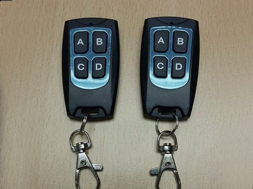BAS - 4 Way Wireless Radio Remote Control