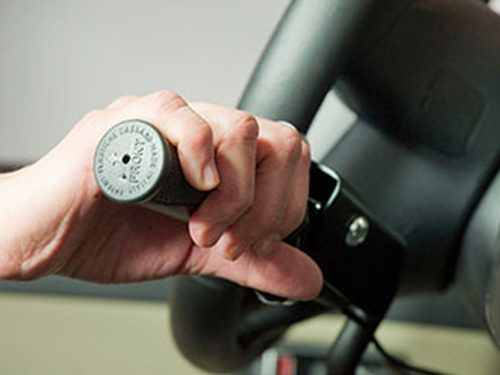 Autoadapt by Elap - R12 Radial Hand Control and Mechanical Brake