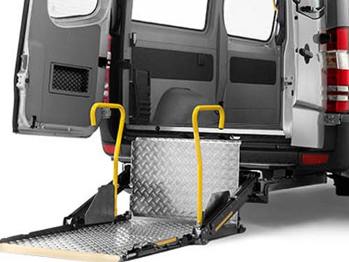 Autoadapt - A-Series Lift