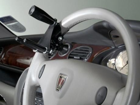 Brig-Ayd Tetra Grip Steering Knob