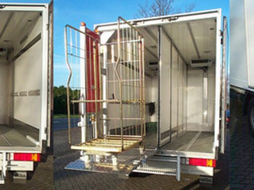 AMF Bruns - Cargo Swivel Lift