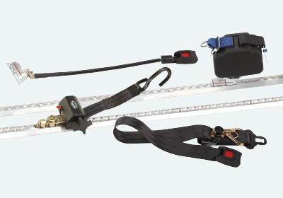 Q'Straint - Double Inertia Occupant Restraint Belt