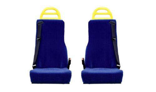 Cogent - Eagle M1/Condor M2 Clipper Seat
