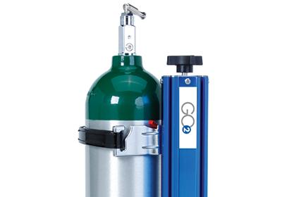 Q'Straint - GO2 Oxygen Tank Holder