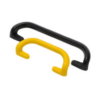Stedall - Grab Handles (296mm Black Foam)