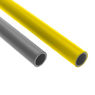 Stedall - Handrail Tube (30mm Yellow PVC Coated)