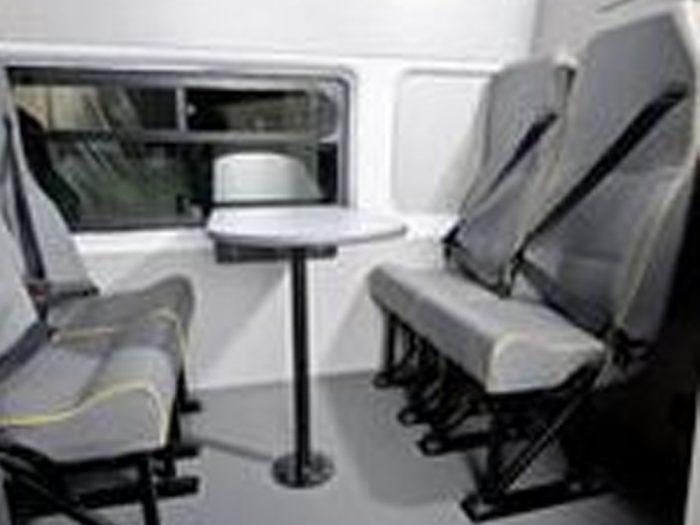 Scotseat - San Carlos High Back Seat Range