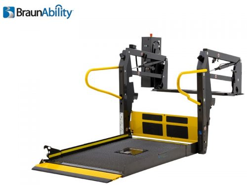 Unwin - BraunAbility Millennium Commercial Lift