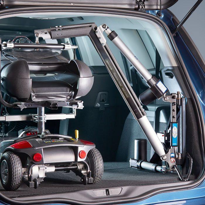 Autochair 125kg Smart Lifter (LP Range) Boot Hoist