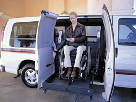 Ricon Clearway Wheelchair Lift