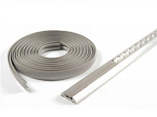 Koller - Rubber Rail Cover Strip