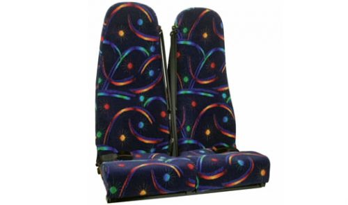 Cogent - Schoolbus Options  - Solo Seating