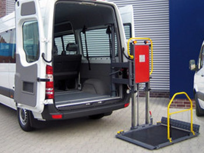 AMF Bruns - Swivel Lift BSL 350