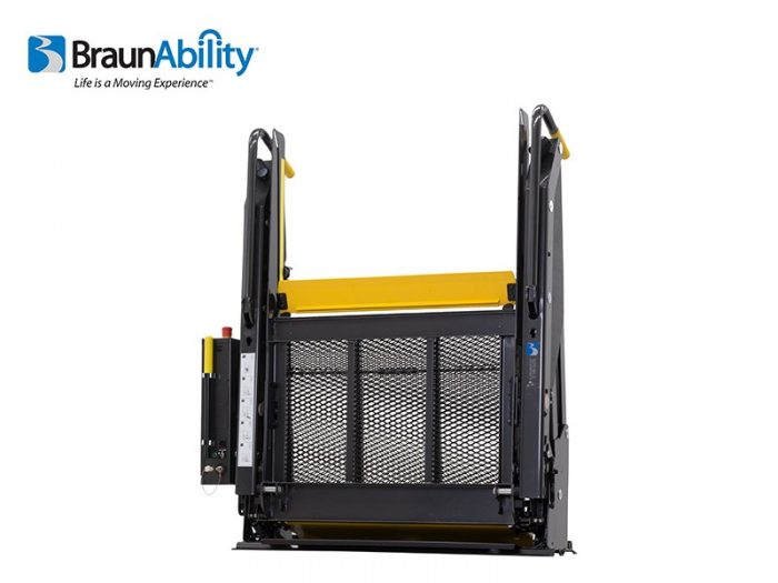 Unwin - BraunAbility Vista Lifts