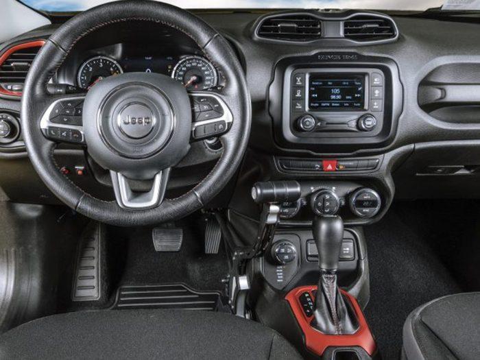 Handytech - Mechanical Floor Mounted Brake & Accelerator