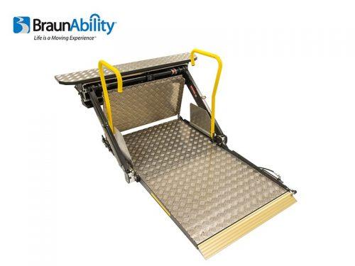Unwin - BraunAbility Cassette Lift