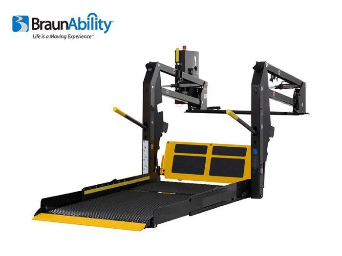 Unwin - BraunAbility Century XT Commercial Lift
