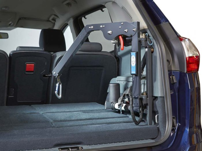 Autochair 80kg Smart Lifter (LM Range) Boot Hoist