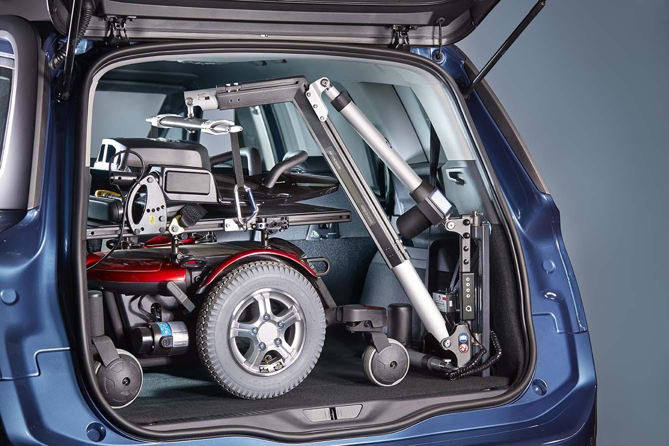 Autochair 100kg Smart Lifter (LP Range) Boot Hoist