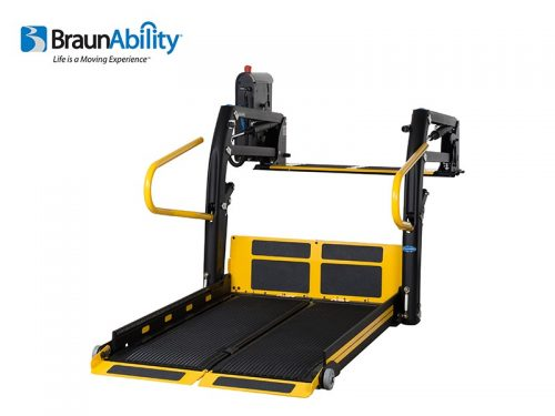 Unwin - BraunAbility Q-Series Split Lift
