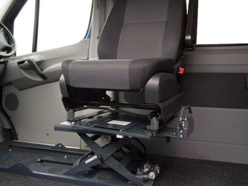 Ricon 6-Way Power Transfer Seat Base
