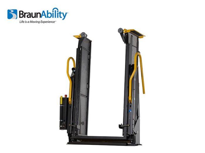 Unwin - BraunAbility Vista Split Lifts