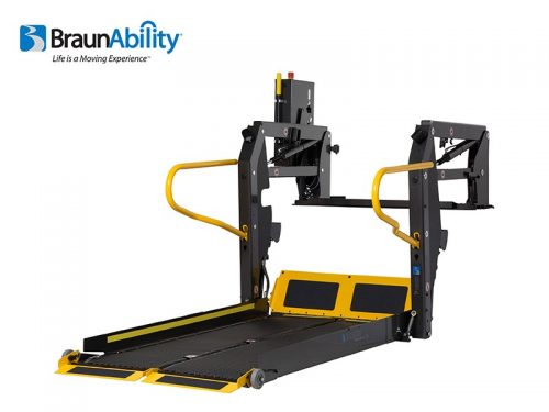 Unwin - BraunAbility Vista Split Lifts