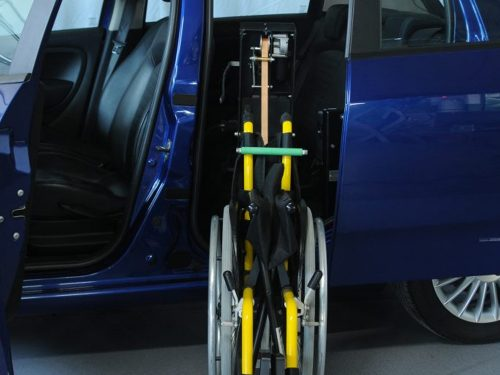 Handytech Wheelchair Lift (Side Door)